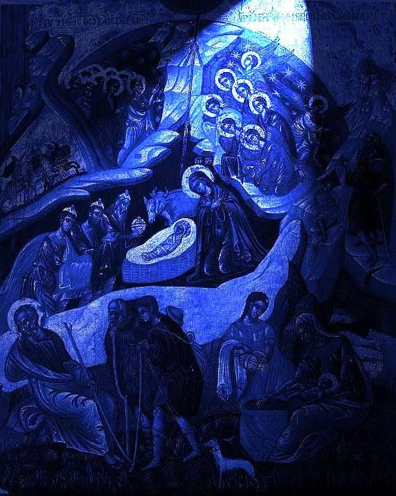 χριστούγεννα ιησούς γέννηση βηθλεέμ