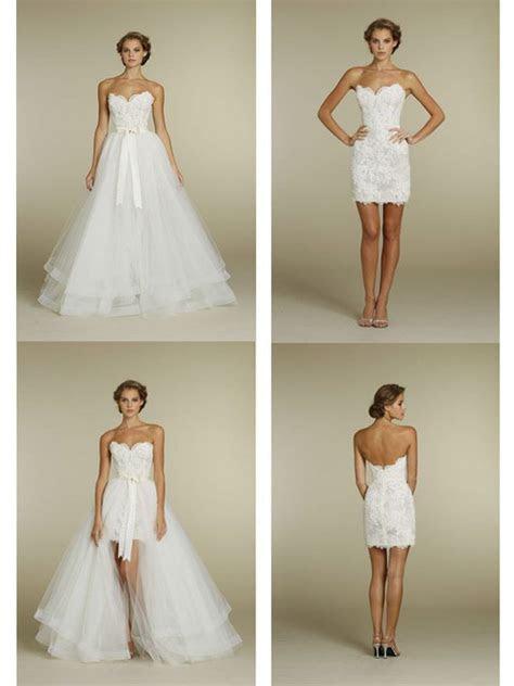 25  Best Ideas about Detachable Wedding Dress on Pinterest