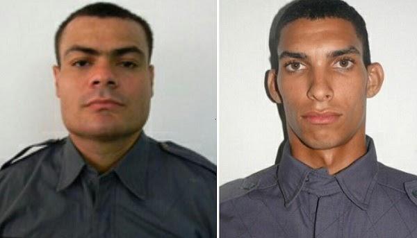 Policiais do Choque são assassinados; um deles é sobrinho do Cel. Ivaldo