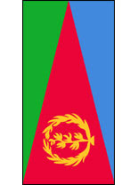Download Eritrea flag coloring page | Coloring pages