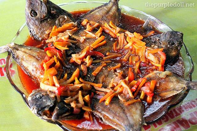 Nelia Eatery Sweet and Sour Fish