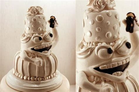 Wedding Cakes Gone Wrong