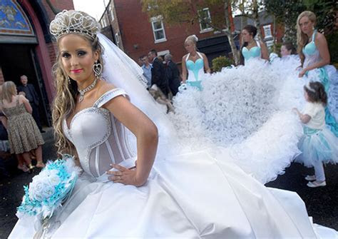 In pictures: Channel 4's My Big Fat Gypsy Wedding
