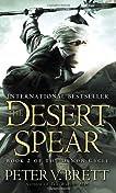 The Desert Spear (Demon Trilogy, #2)