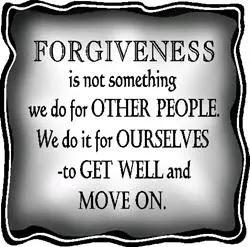 Forgiveness Is A Spiritual Necessity Theodore Henderson