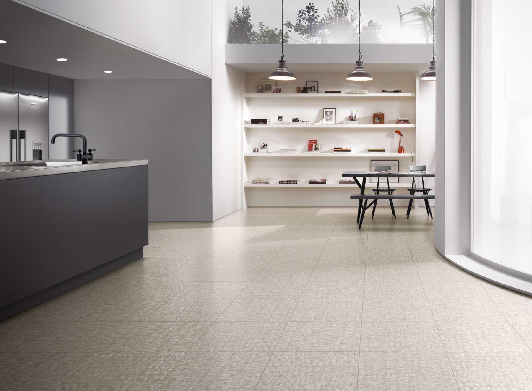 Linoleum Floors Kitchen