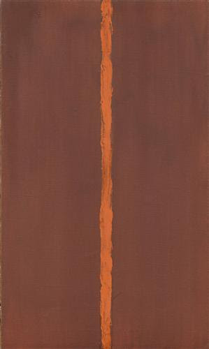 Onement, I - Barnett Newman