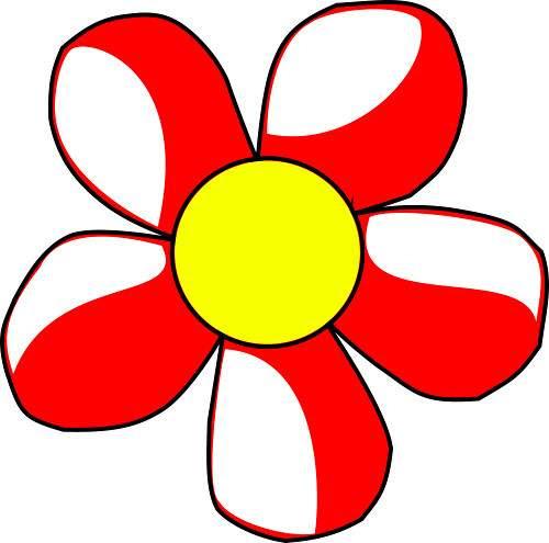 Kartun Bunga Matahari Clipart Best