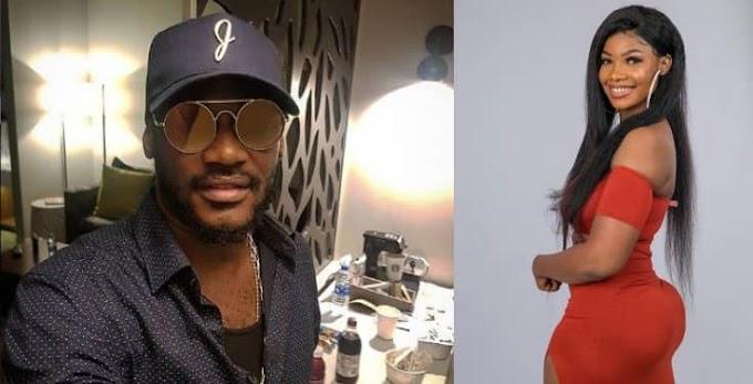 BBNaija: 'I didn't snub 2baba' – Tacha's replies