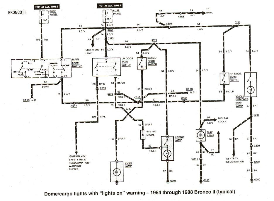 87 ford f 350 wiring diagram