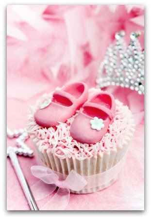 Little princess cup cakes so sweet