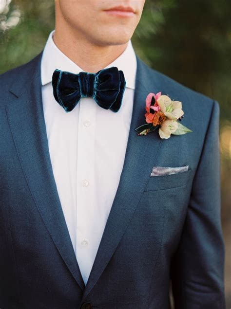 Best 25  Velvet bow tie ideas on Pinterest