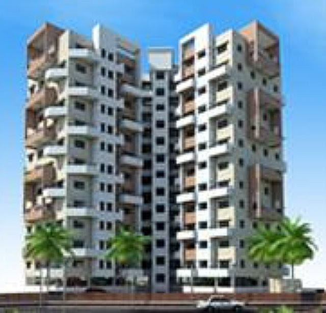 Achalare Associates' Tierra Viva Baner Pune Elevation
