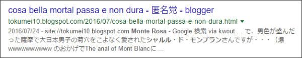 https://www.google.co.jp/#q=site://tokumei10.blogspot.com+%E3%82%B7%E3%83%A3%E3%83%AB%E3%83%AB%E3%83%BB%E3%83%89%E3%83%BB%E3%83%A2%E3%83%B3%E3%83%96%E3%83%A9%E3%83%B3+Monte+Rosa