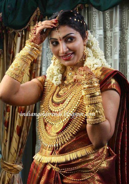 Latest Indian Gold and Diamond Jewellery Designs: kerala