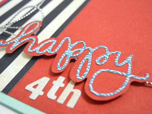 Happy 4th (detail)