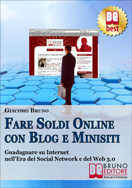 Ebook Fare Soldi Online con Blog e MiniSiti
