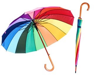 Покупаем новый зонт!