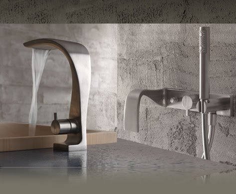 Design Faucets - new bathroom faucets from Bandini will make you ...