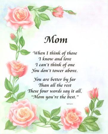 Cedvruma700 I Love You Mommy Poems
