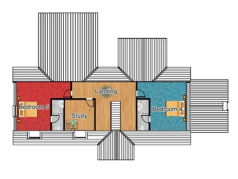 Contemporary Dormer Bungalow Designs: The Dorstone