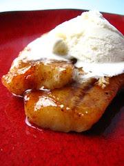 Chai-spiced Roasted Bananas