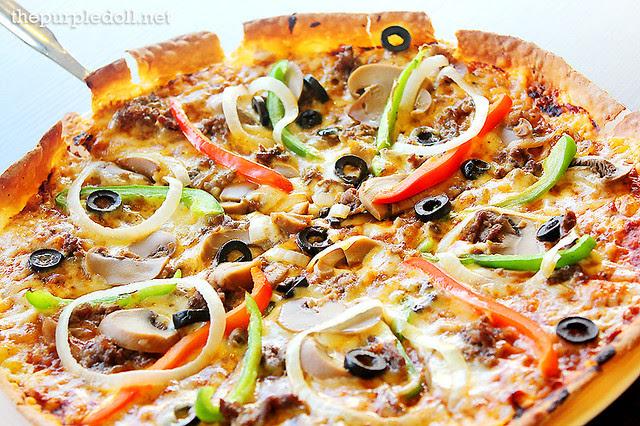 Primavera Pizza (P455)