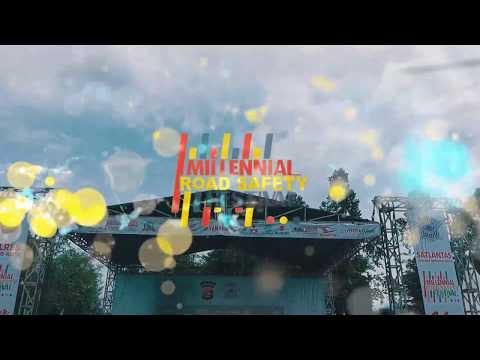 (Teaser) Millennial Road Safety Festival Colour Polres Kota Serang