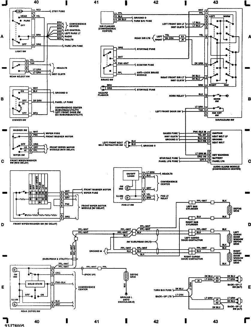 2001 Gmc Sierra Brake Wiring Diagram Wiring Diagram Local D Local D Maceratadoc It
