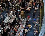 2012 Toronto Fan Fest - the Dalek in the crowd