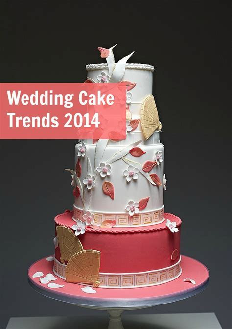 2014 Wedding Cake Trends with Cakes by Beth