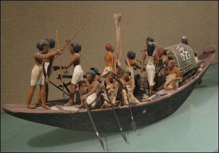 ANCIENT EGYPTIAN TRANSPORTATION: ROADS, CHARIOTS AND BOATS | Facts and