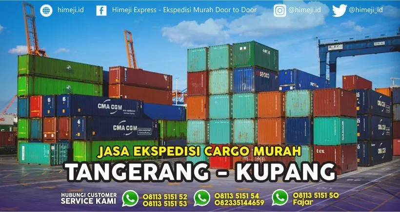 Pengiriman Barang Cargo Batam - BARANG BARU