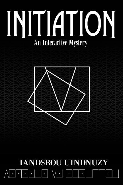 Initiation Book from PuzzlePause now available for preorder only on Kickstarter! #Kickstarter #Preorder