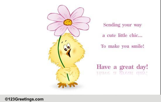 Smile And Have A Wonderful Day Free Have A Great Day Ecards 123