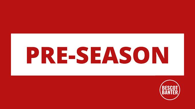 Pre-Season: Walsall to Face Crewe Alexandra Later Today