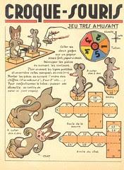 croque souris