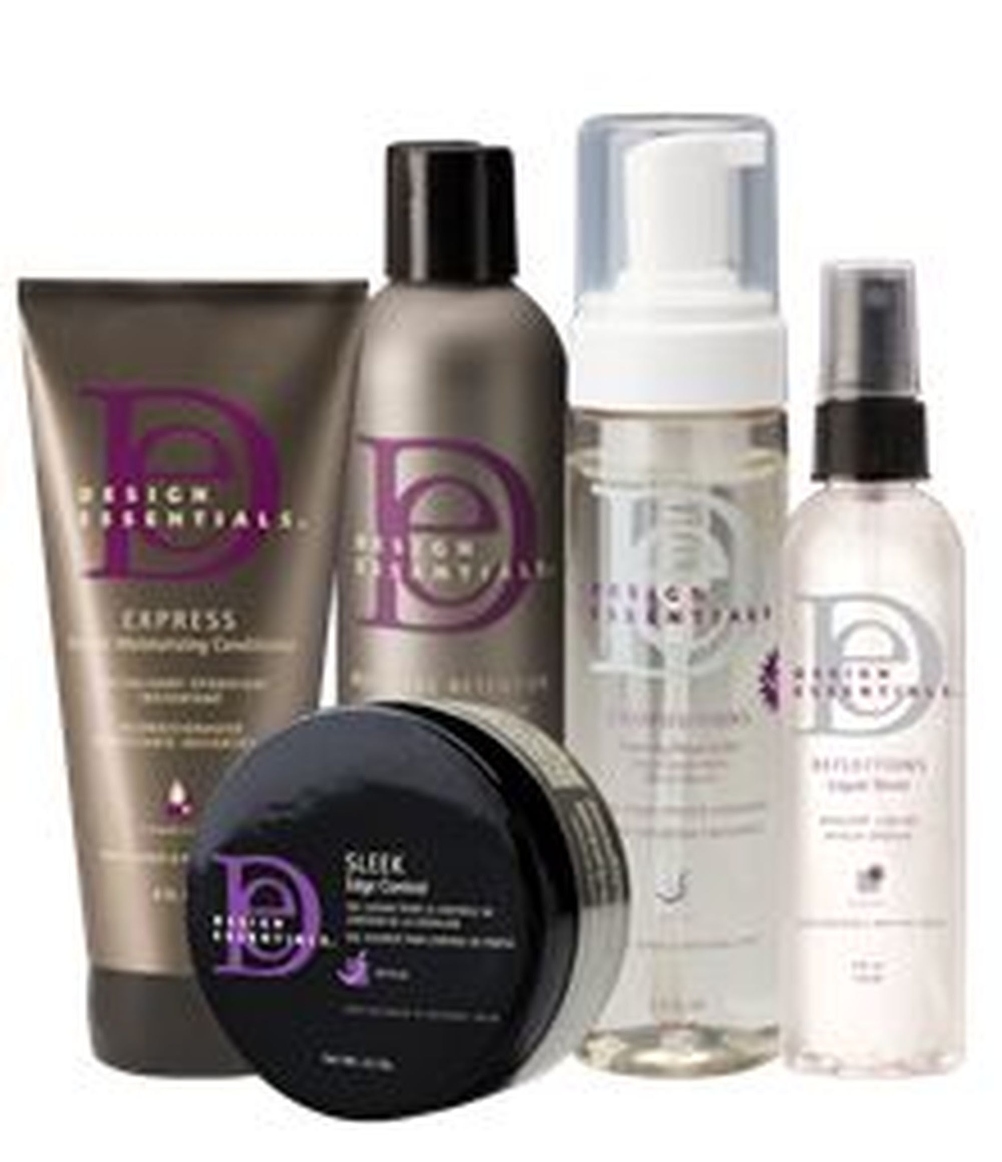 Design Essentials Advertising Product By Star Makers Hair