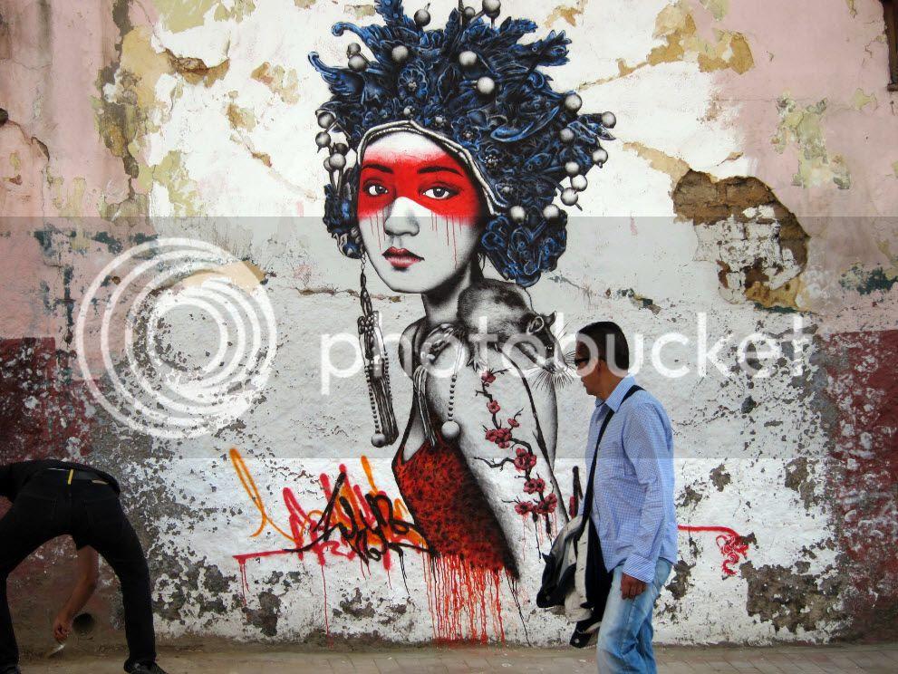 Fin DAC's Street Art