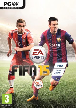 Cover Of FIFA 15 Ultimate Team Edition Full Latest Version PC Game Free Download Mediafire Links At worldfree4u.com