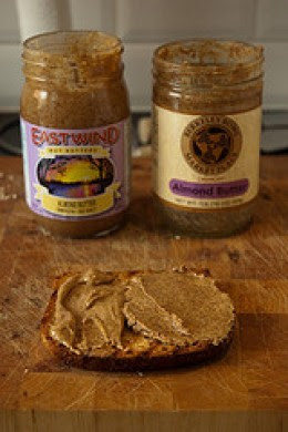 Click Here for how to eat almond butter