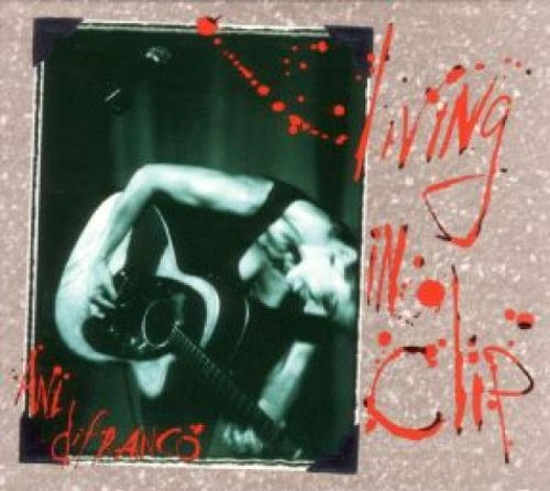 Ani Difranco | Living in Clip