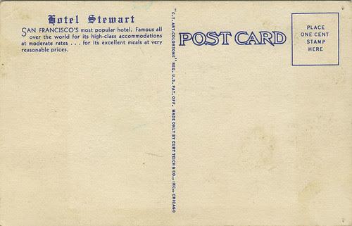 Hotel Stewart_Geary Street_SF_bk_tatteredandlost