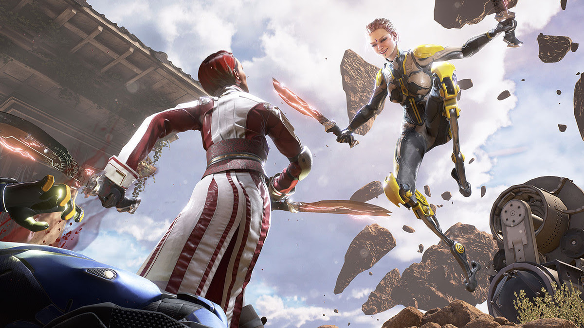 LawBreakers launch trailer asks if you're 'Skilled AF' screenshot