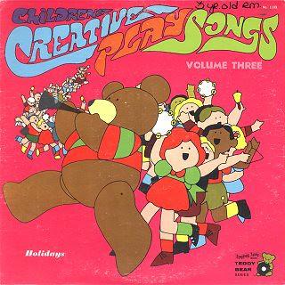 Children's Creative Play Songs