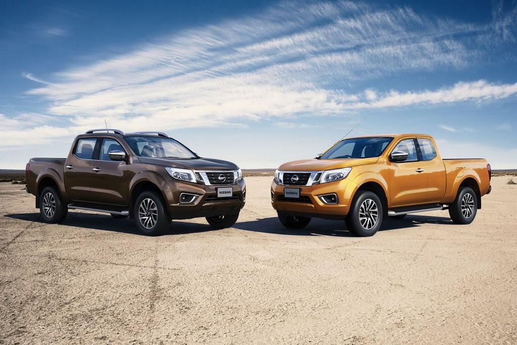 Nissan Navara 2015, el mítico pick-up se moderniza