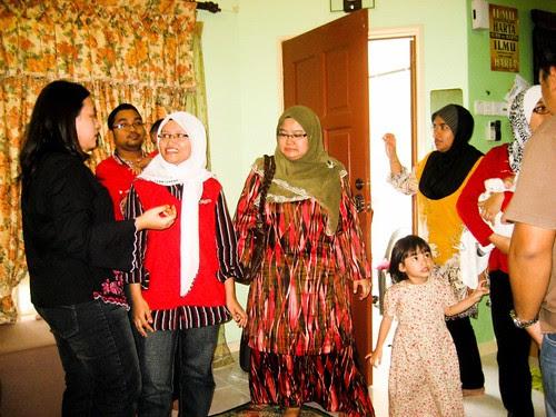 Raya 2009 @ Saujana Damai