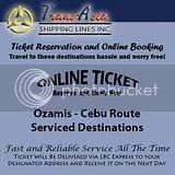 Trans-Asia Shipping Ozamis-Cebu Route