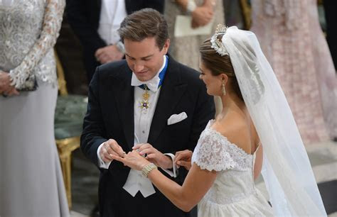 Princess Madeleine and Chris O'Neill's royal wedding: best