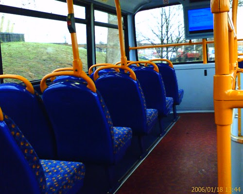 Could You Drive For A Living?bus